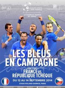 Stationnement roland garros coupe davis 2014 - Coupe davis france republique tcheque ...