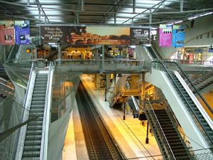Gare de Marne-la-Vallée