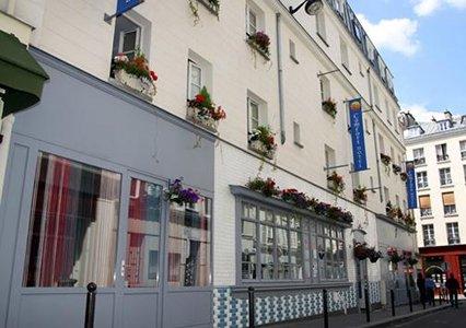 Parking Hôtel Comfort Hotel Paris La Fayette