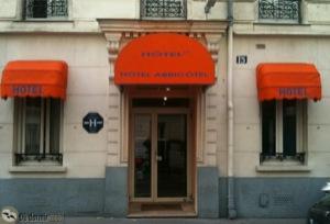 Parking Hôtel Abricotel