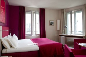 Parking Hotel Beauchamps