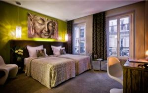 Parking Hotel Beauséjour Montmartre