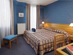 Parking Hotel Best Western France Europe