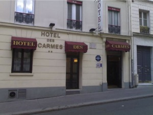 Parking Hôtel Carmes