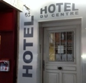 Parking Hôtel Centre