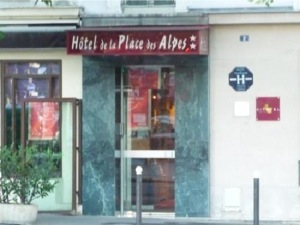 Parking Hôtel Citôtel de la Place des Alpes