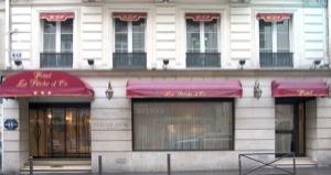Parking Hôtel Flèche d'Or