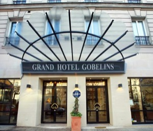 Parking Grand Hôtel Des Gobelins