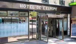 Parking Grand Hôtel de l'Europe