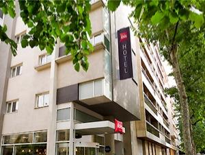 Parking Hôtel Ibis Paris Place d'Italie