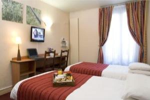 Parking Hôtel Kyriad Hotel XIII Italie Gobelins