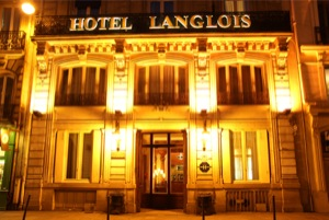 Parking Hôtel Langlois