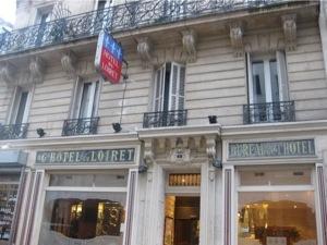 Parking Hôtel Loiret