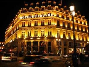 Parking Hôtel Louvre