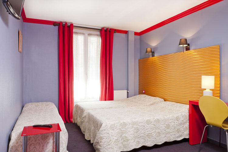 parking h tel maubeuge gare du nord. Black Bedroom Furniture Sets. Home Design Ideas
