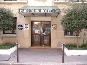 Parking Hôtel Nouveau Paris Park Hotel
