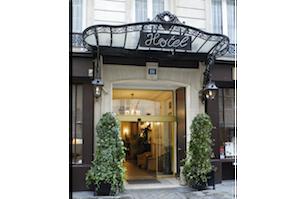 Parking Hôtel Peyris Opéra