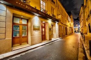 Parking Hôtel Relais du Vieux Paris