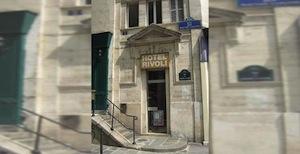 Parking Hôtel Rivoli