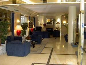 Parking Hôtel Royal Garden Champs-Elysées