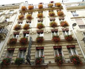 Parking Hôtel Vendôme Saint-Germain