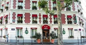 Parking Hôtel Le Villiers