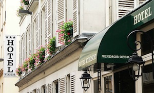 Parking Hôtel Windsor Opéra