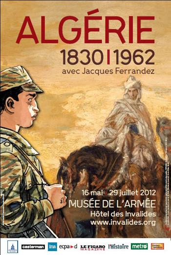 ALGÉRIE 1830-1962