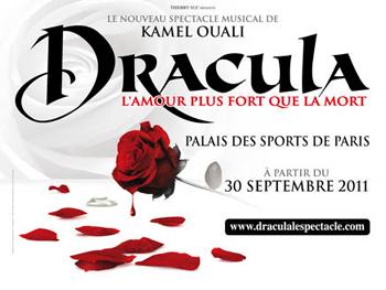 DRACULA AU PALAIS DES SPORTS