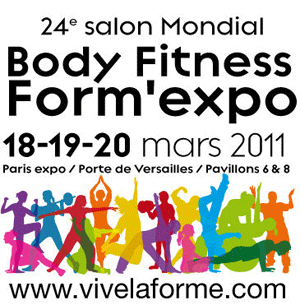 MONDIAL BODY FITNESS FORM EXPO 2011