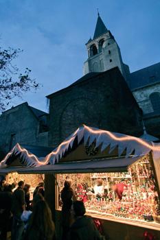 Marché de Noël Saint-Germain des Prés