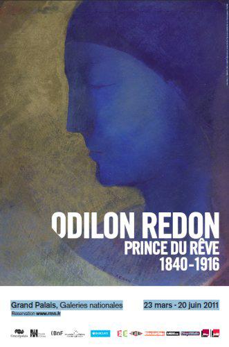 ODILON REDON AU GRAND PALAIS