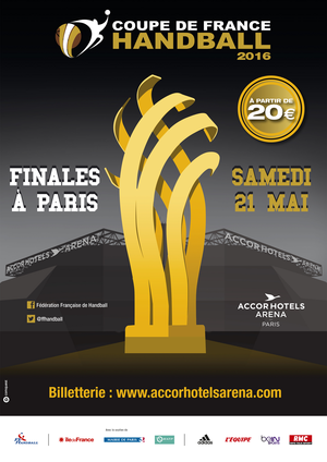 HANDBALL : FINALES DE LA COUPE DE FRANCE
