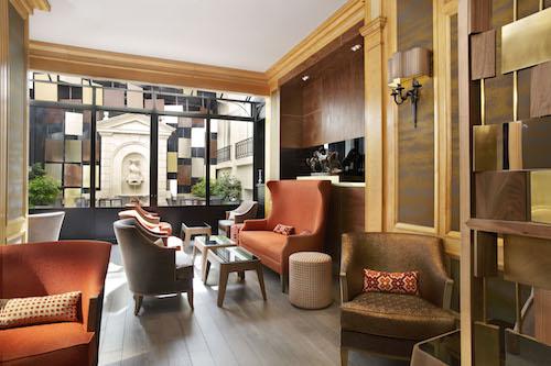Parkhaus Hôtel Rochester Champs-Élysées