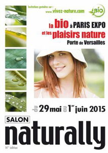 Stationnement salon naturally 2015 paris expo porte de for Porte de versailles salon bio