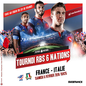 parking tournoi des six nations match rugby france italie. Black Bedroom Furniture Sets. Home Design Ideas