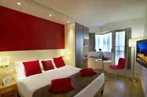 Parking Hotel Citadines Maine Montparnasse
