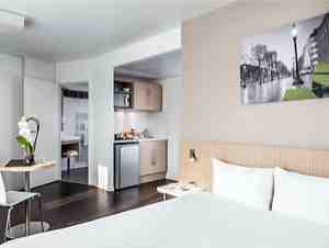 Parking Hotel Adagio Access Paris Reuilly