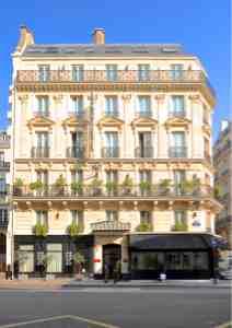 Parking Hôtel Châteaudun Opéra