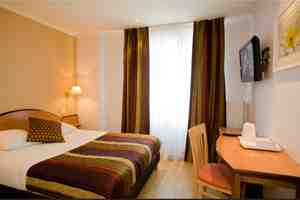 Parking Hotel Home Moderne Paris