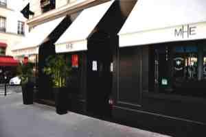 Parking Hotel Monceau Elysées