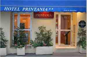 Parking Hotel Printania Porte de Versailles