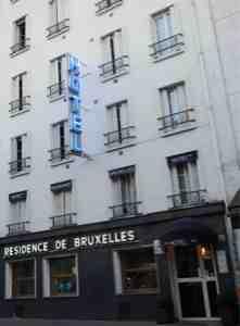 Parking Hotel Résidence de Bruxelles