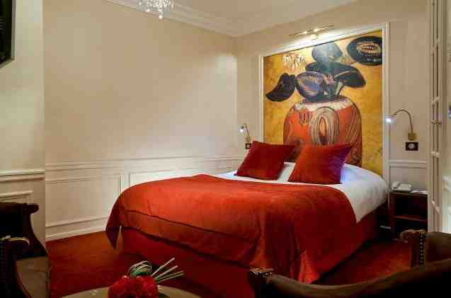 Parking Hotel Timotel Tour Montparnasse