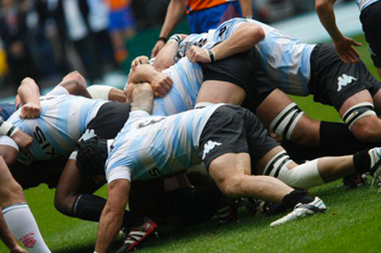 RUGBY : RACING METRO 92 VS MUNSTER