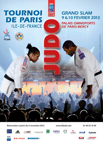 JUDO : TOURNOI DE PARIS ILE-DE-FRANCE