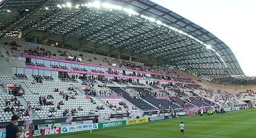 Réservez votre place au parking du stade Jean Bouin in Parkingsdeparis