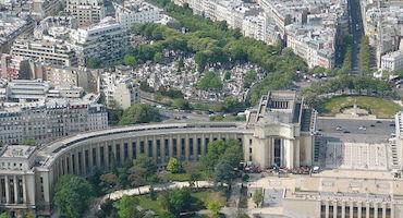 Vous allez Place du Trocadéro ? Réservez à l'avance votre place dans un parking proche in Parkingsdeparis