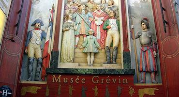 Réservez votre place de parking près du Musée Grévin in Parkingsdeparis