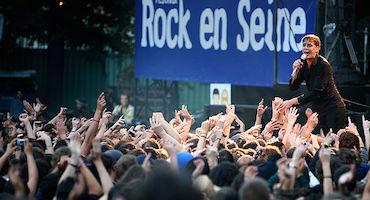 Parkings pour le festival Rock en Seine au Domaine de Saint-Cloud in Parkingsdeparis